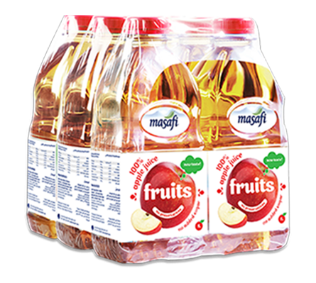 MASAFI Apple Juice 1 Liter - 2071MALL