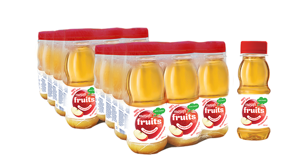 MASAFI Apple Juice 200ml - 2071MALL