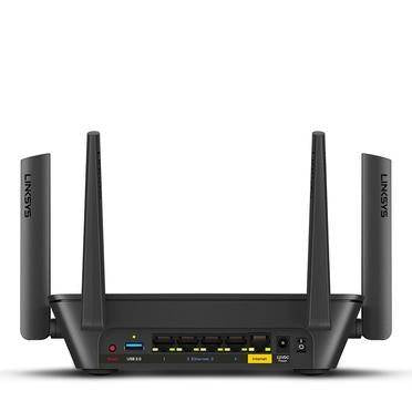 Linksys AC2200 Mesh MU-MIMO Max-Stream Tri-Band Wi-Fi Router -Black, LNK-MR8300-ME - 2071MALL