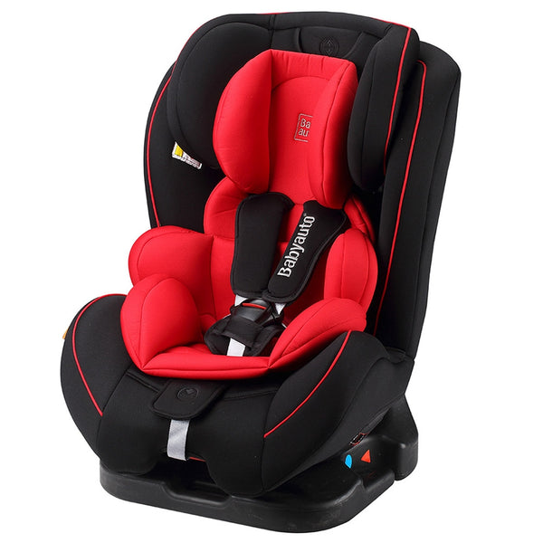 Babyauto Taiyang Reclining Baby Car Seat, From Birth To 12 Years, From 0-36 Kg,Group 0+123- Red, BA314450