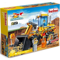 Banbao Construction Set, 250Pcs, 8521