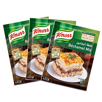 Knorr Bechamel Mix 3 x 75g - 2071MALL