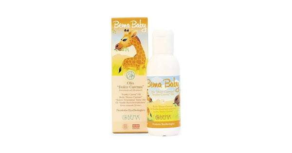"BEMA Nourishing and Moisturizing ""Sweet Caress"" Oil 125ml"