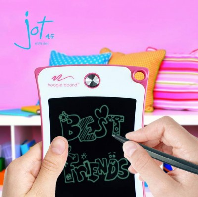 Improv - Boogie Board JOT 4.5 LCD Writing Tablet Pink - 2071MALL