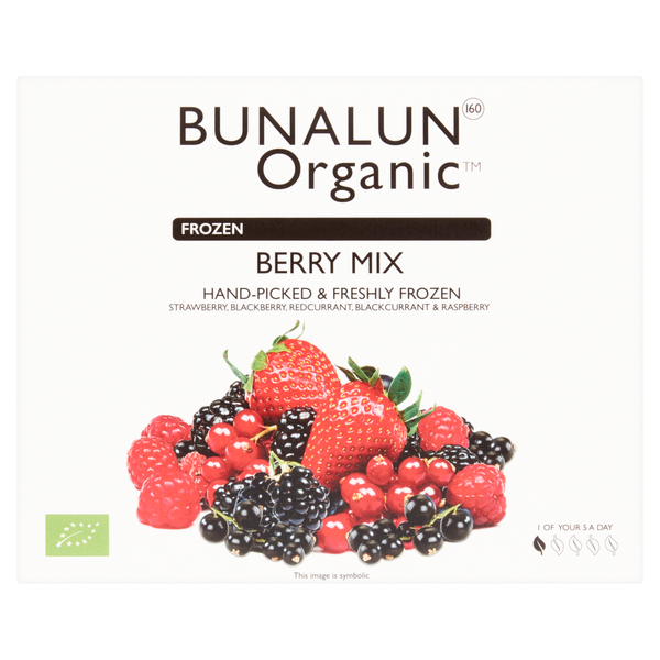 BUNALON Oraganic Mixed Berries 10 x 300 grams - 2071MALL