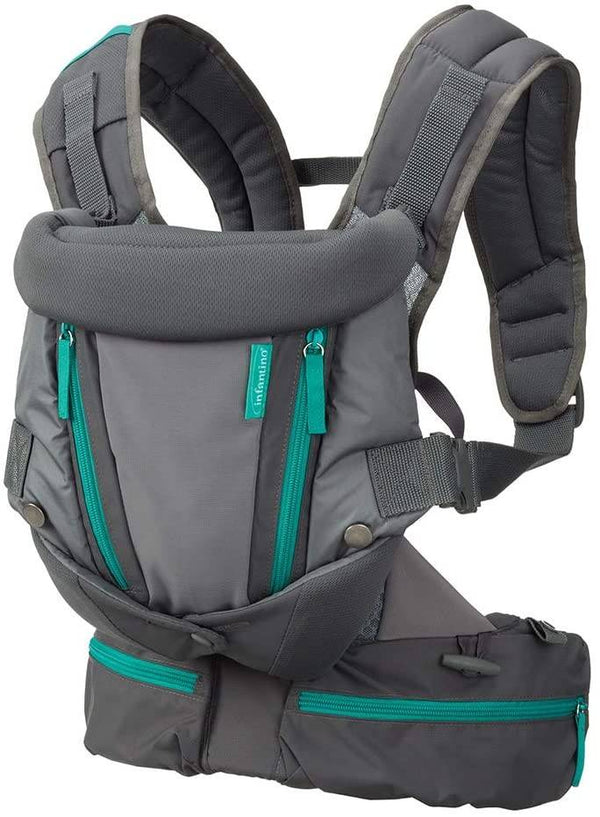 Infantino Carry On Multi-Pocket Carrier - 2071MALL