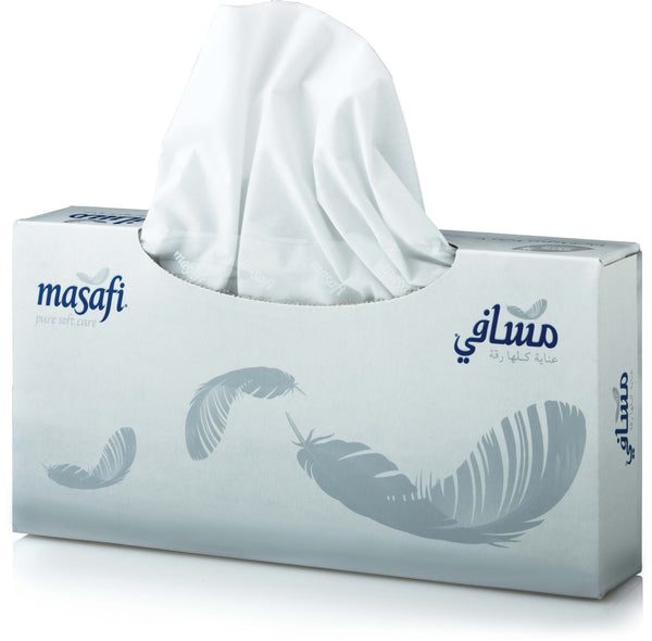 MASAFI Car Tissue 70 x 2 Ply - 2071MALL
