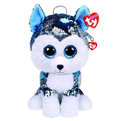 Ty Fashion Sequin Dog Slush Backpack - 2071MALL
