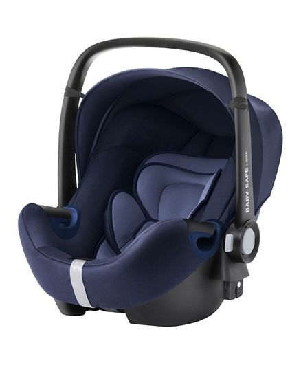 Britax  Römer  Baby-Safe2 I-Size Br-Baby Car Seat, From Birth To 15 Months,Moonlight Blue, BX2000029699