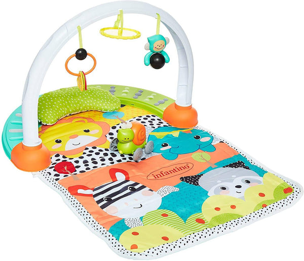 Infantino Infantino-Watch Me Grow 3-In-1 Activity Gym