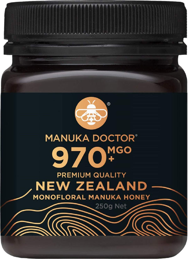 Manuka Doctor Honey 250 gms (970+ MGO) - 2071MALL