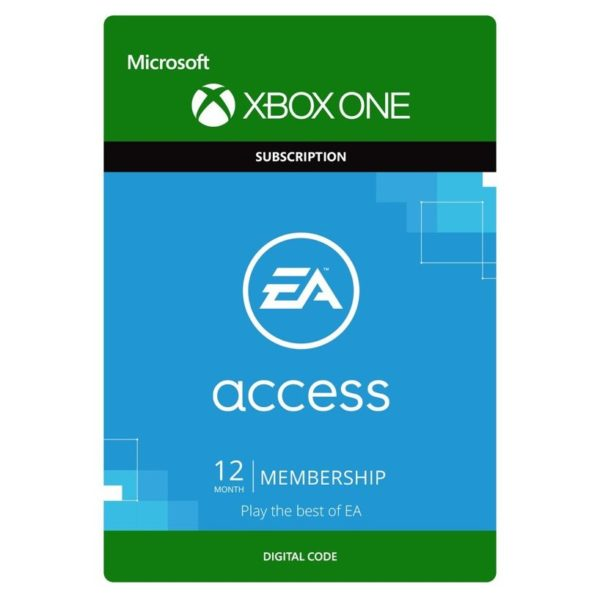 EA 12 month (PlayStation) Subscription US - 2071MALL
