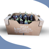 Eggplants Big Box 5kg /  كرتون باذنجان - 2071MALL