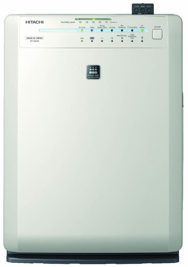 Hitachi 46 Sq.Mt. Air Purifier, EPA6000 - 2071MALL