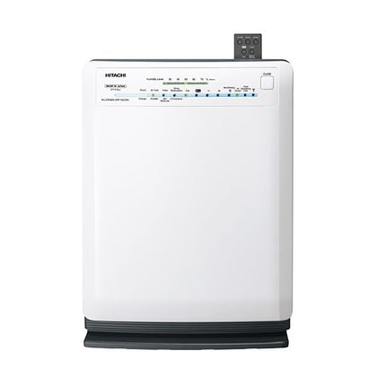 Hitachi 33m² Air Purifier With HEPA Filter, EPP50J240WH White - 2071MALL