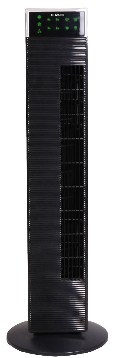 HITACHI Tower Fan ESPT2000R , Black - 2071MALL