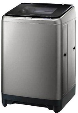 Hitachi Top Load Fully Automatic Washer 20kg SFP200XWV3CGXSL Silver - 2071MALL