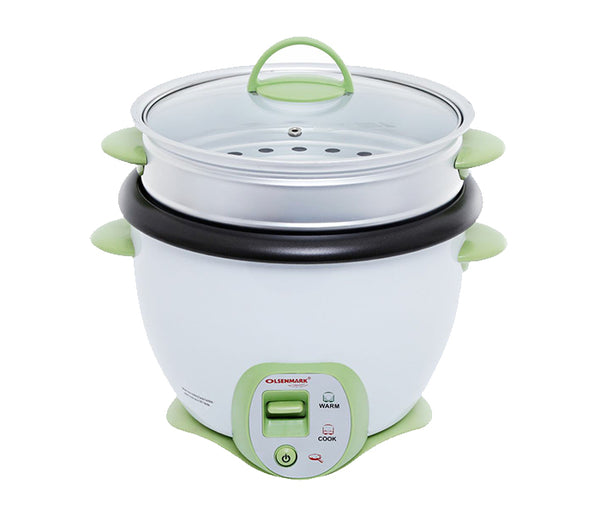 Olsenmark 4 In 1 Autmatic Rice & Curry Cooker/ 1.8 L /OMRC2117 - 2071MALL