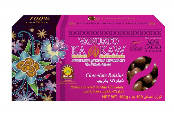 Vanuato Kakaw Chocolate Raisins 100gm - 2071MALL