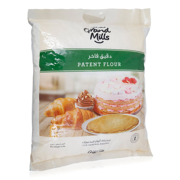 GRAND MILLS Patent Flour (10kg) - 2071MALL