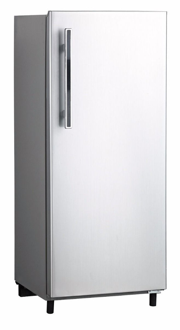 Midea 235 Liter Single Door Refrigerator Silver HS235L - 2071MALL