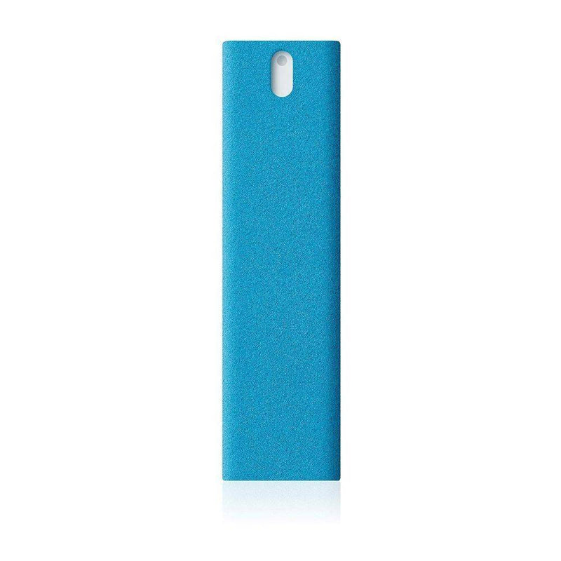 Get Clean AM - Spray - Refillable Two-In-One Spray and Microfiber Cloth for Mobile Devices 37.5ml - Blue - 2071MALL