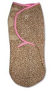 Summer Infant Swaddleme® Original Swaddle-Animal Print