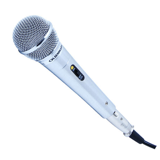 Olsenmark Wired Dynamic Microphone /OMMP1215 - 2071MALL