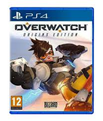 Overwatch for PS4 - 2071MALL