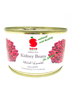SAVA Kidney Beans 425 grams - 2071MALL