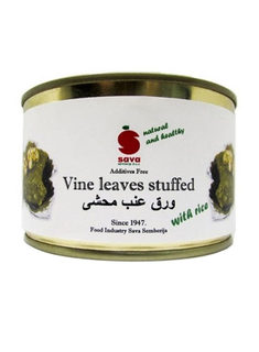 SAVA Vine Leaf Stuffed with Rice 425 grams - 2071MALL