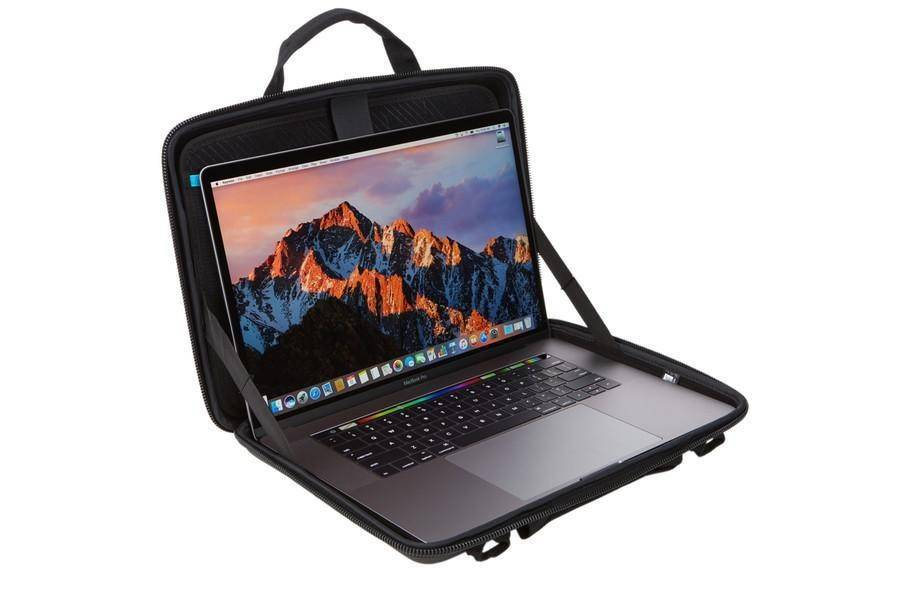 Thule - Gauntlet 3.0 Macbook Pro 15-Inch Attache - Black, THL-TGAE2254K - 2071MALL