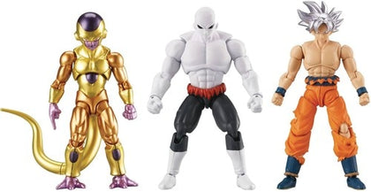 Bandai Dragon Ball Super Action Figure, 3 Assorted,5''