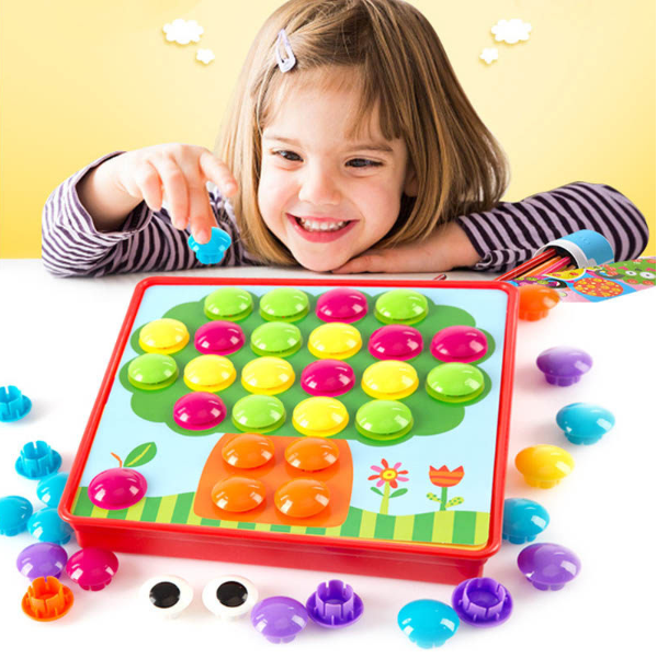 3D Puzzle Jigsaw Board Games for Children - 2071MALL