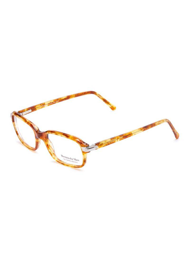 Carolina Herrera New York Frame For Unisex Havana Plastic Frame - CH602-CA345-53-19-140 - 2071MALL