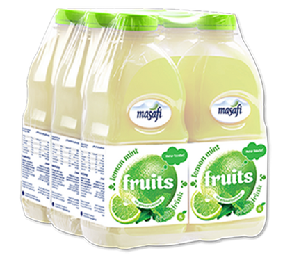 MASAFI Lemon Mint Juice 1 Liter - 2071MALL
