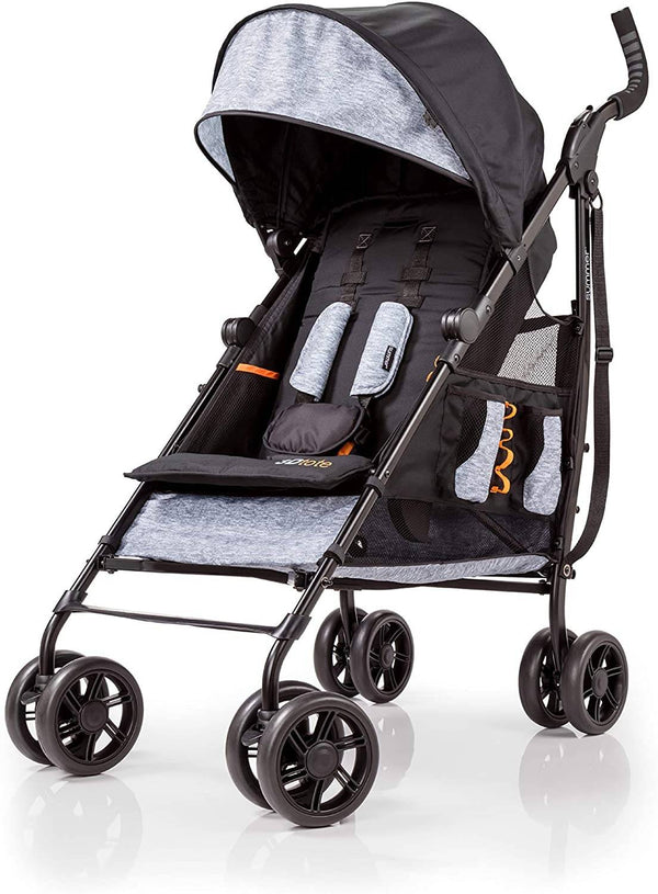 Summer Infant Summer Infant - 3Dtote® Convenience Stroller – Heather Grey - 2071MALL