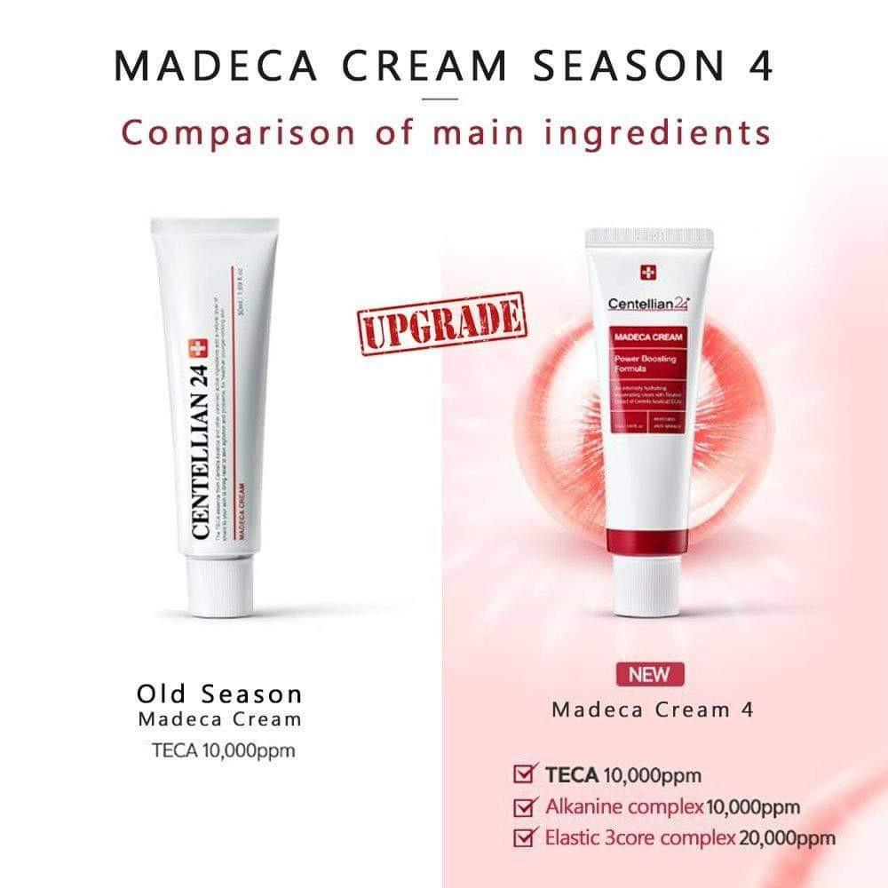 CENTELLIAN24 MADECA CREAM (Centella Hydrating Formula),50ml (new version) - 2071MALL