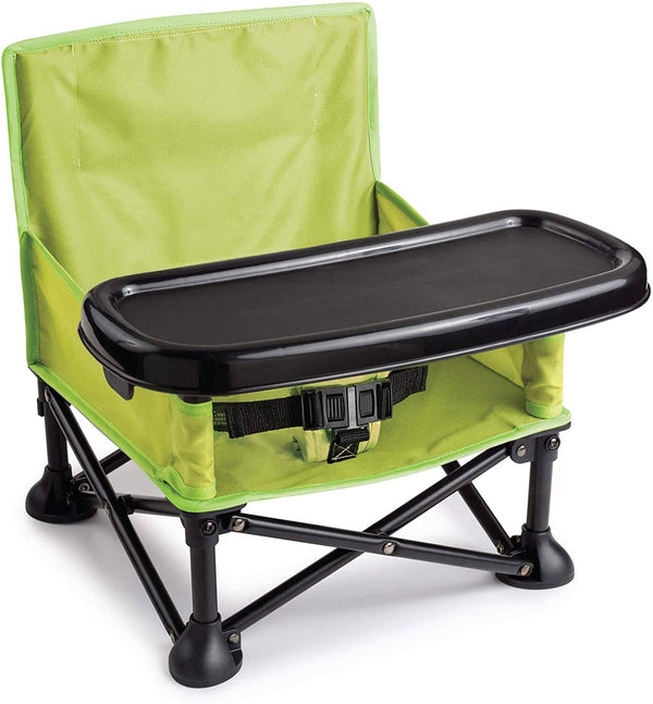 Summer Infant Pop 'N Sit® Portable Booster (Green)