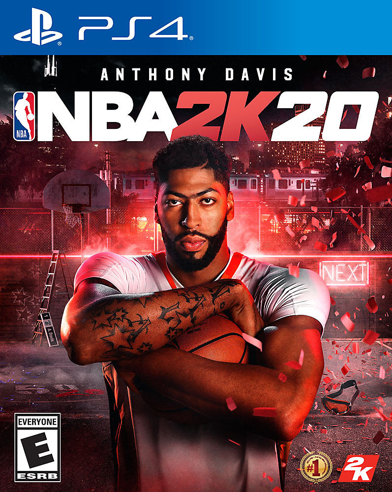 NBA 2K20 PS4 - 2071MALL