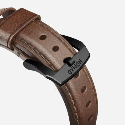 Nomad Traditional Strap for Apple Watch 38mm - Rustic Brown - 2071MALL