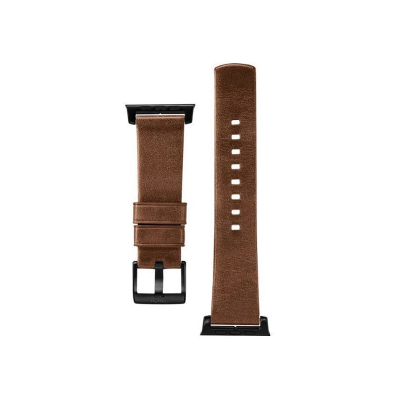 Nomad Modern Strap for Apple Watch - Rustic Brown - 2071MALL