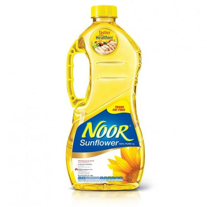 Noor Sunflower Oil - 3 Liter - 2071MALL