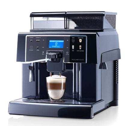 SAECO Aulika Evo Focus Espresso Coffee Machine - Black, 10000040 - 2071MALL