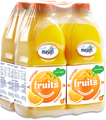 MASAFI Orange Nectar Juice 2 Liter - 2071MALL