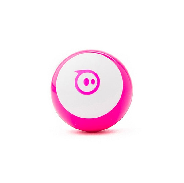 Sphero Mini App-Enabled Programmable Robot Ball - Stem Educational Toy For Kids Ages 8 & Up  (Pink) - 2071MALL