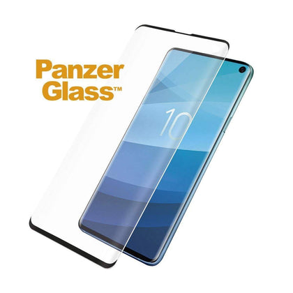 PanzerGlass - Screen Protector for Samsung S10, Clear, PNZ7175 - 2071MALL