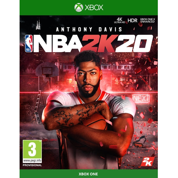 NBA 2K20 XBOXONE - 2071MALL