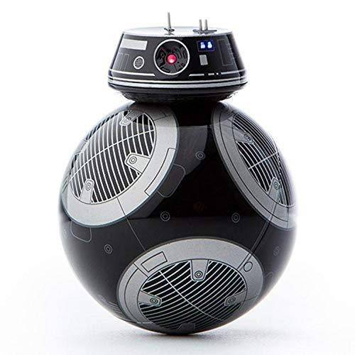 Sphero - BB 9E App Enabled Droid with Trainer ORB-VD01ROW Black, ORB-VD01ROW - 2071MALL
