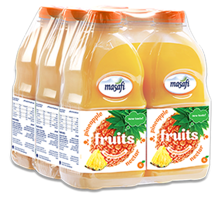 MASAFI Pineapple Juice  1 Liter - 2071MALL